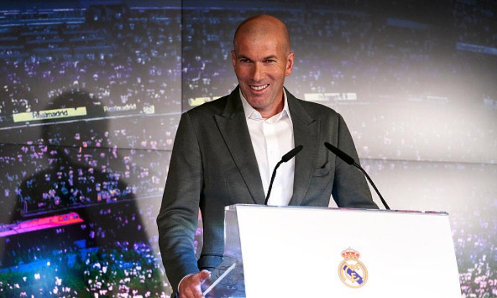 Zidane ya tiene a su primer refuerzo
