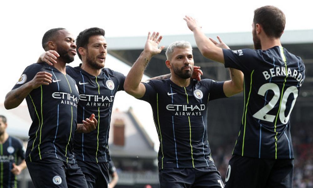el Manchester City recuperó el liderato