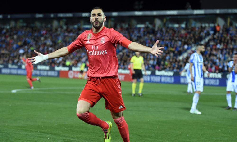Benzema evitó la derrota del Real Madrid