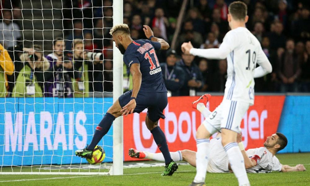 Choupo-Moting se disculpó,París Saint Germain, Eric Maxim Choupo-Moting