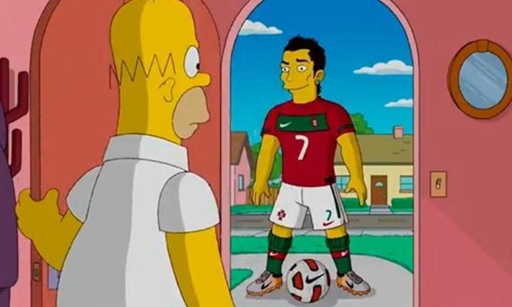Deportistas que han aparecido en Los Simpson