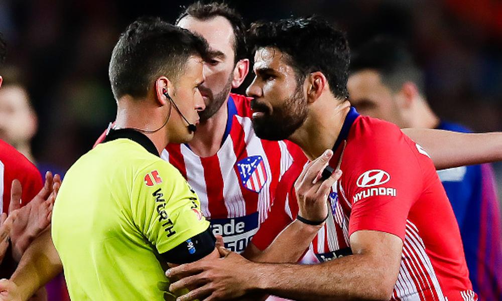 Diego Costa podría ser suspendido