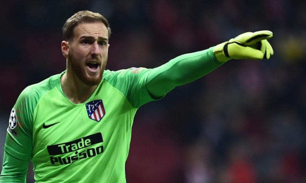 Jan Oblak renovó con el Atlético de Madrid