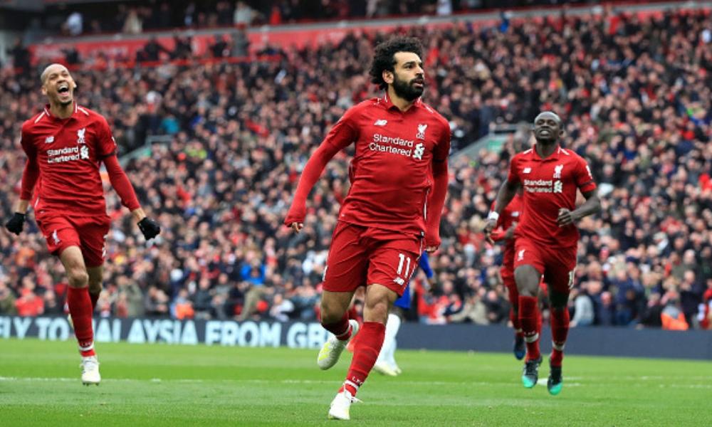 Mané y Salah dieron la victoria al Liverpool