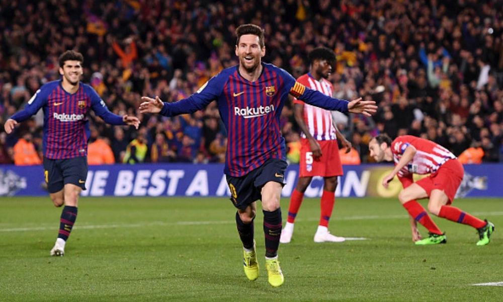 Messi y Suárez sentenciaron LaLiga