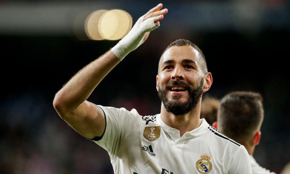 Récord de Benzema en LaLiga, récord goleador Benzema