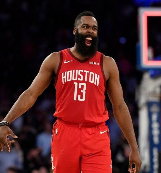 Los Rockets de James Harden liquidaron a Jazz, 'La Barba', NBA Playoffs, Rockets, Jazz
