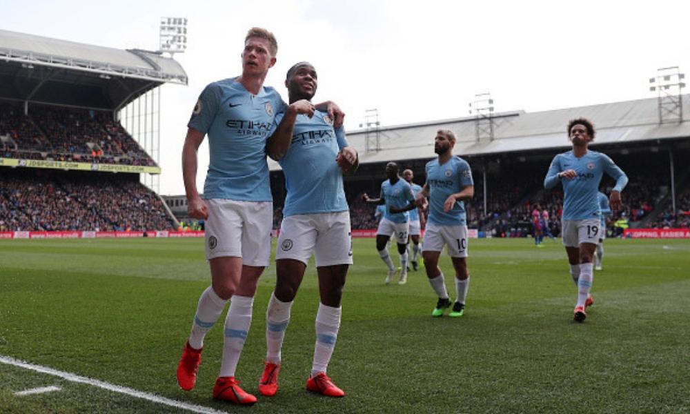 Sterling encaminó la victoria del Manchester City