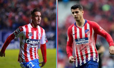 Atlético de Madrid visitará al San Luis en agosto