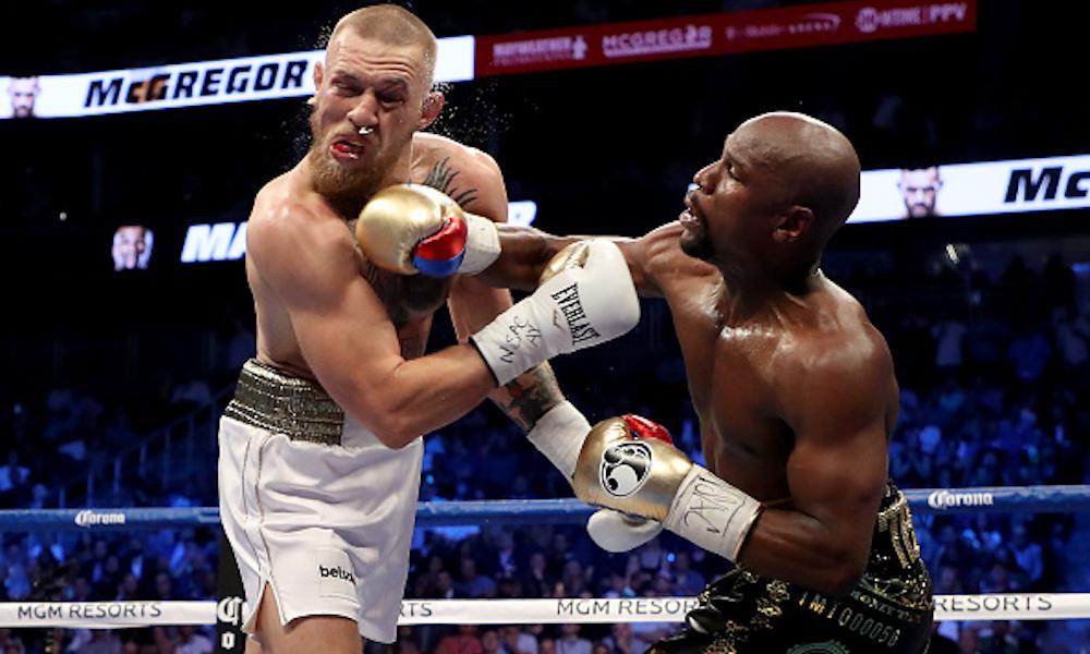 Floyd Mayweather y Conor McGregor pelearían