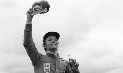 Niki Lauda será sepultado con su uniforme