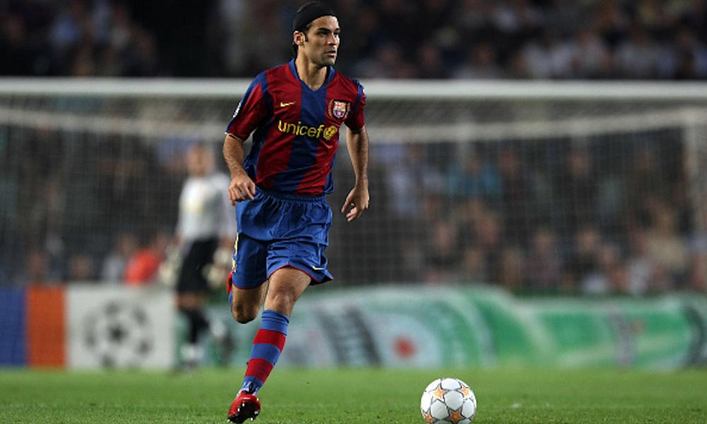 Rafael Márquez jugará nuevamente con el Barcelona