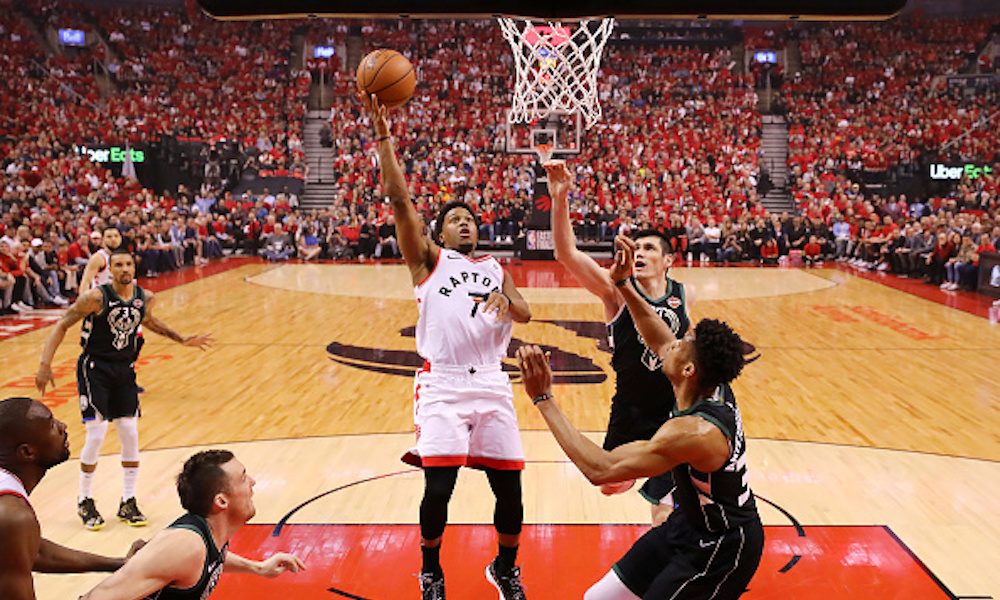 Toronto Raptors clasificó a su primera Final