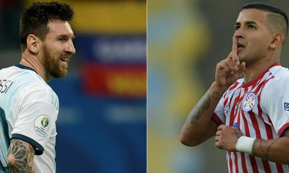 argentina vs paraguay - photo #5