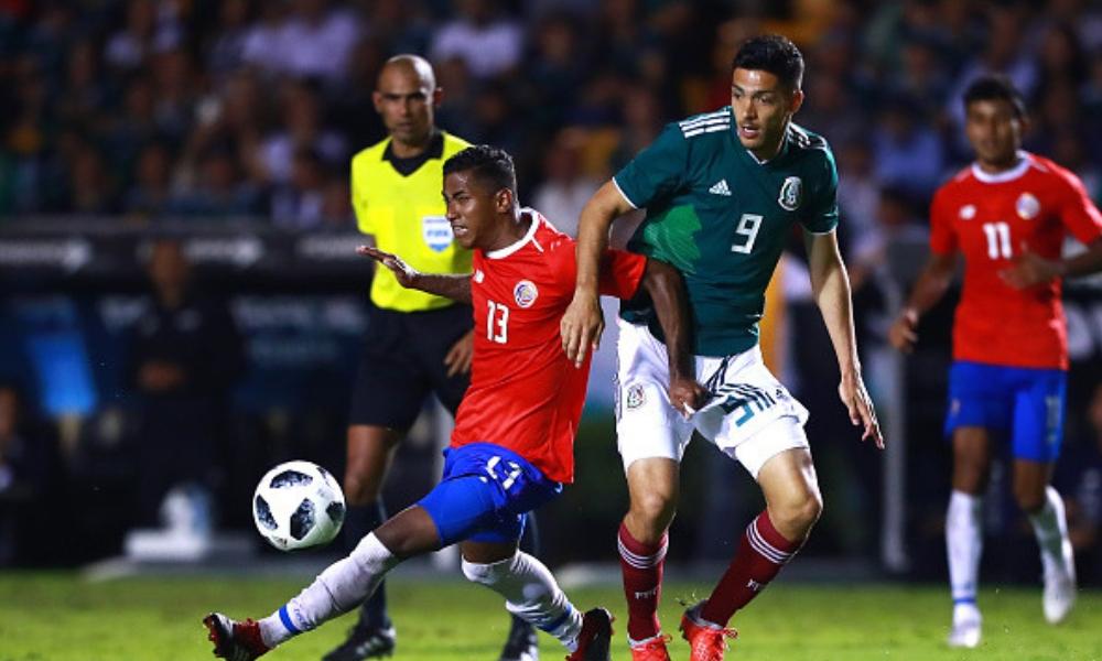 Costa Rica será el rival de México