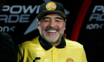 Maradona reveló el próximo destino de James