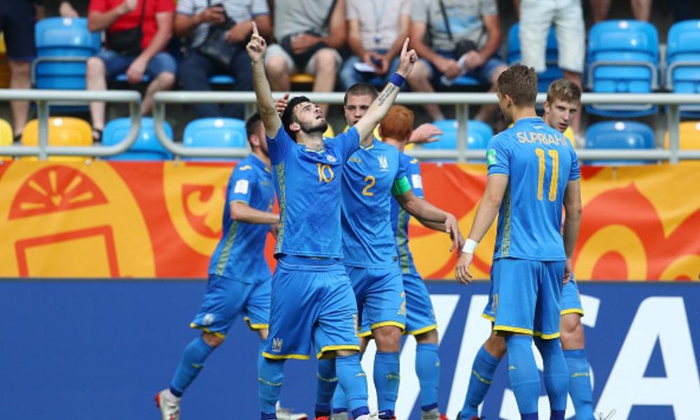 Ucrania clasificó a su primera final