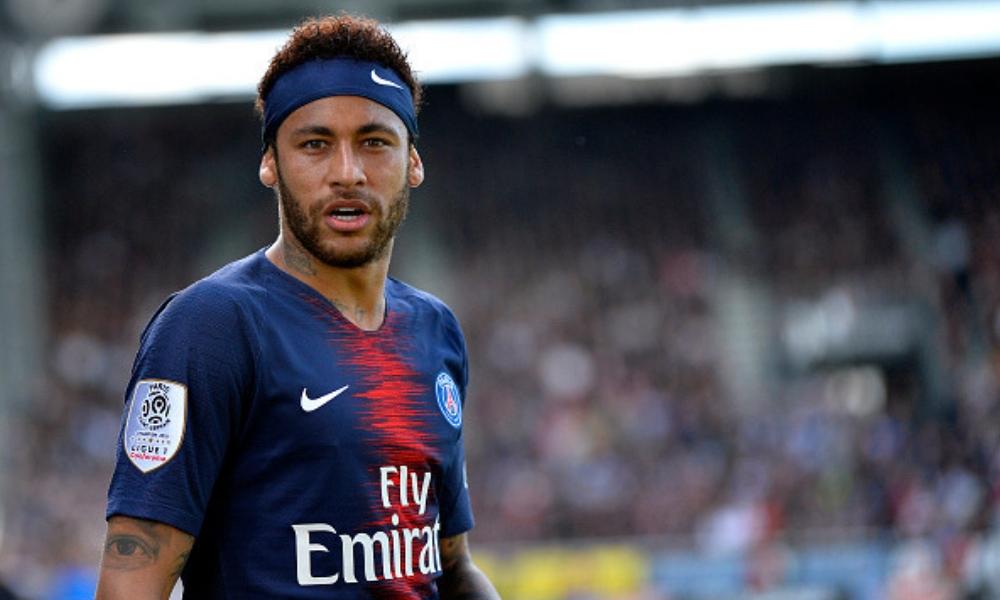 abrió la puerta de salida a Neymar