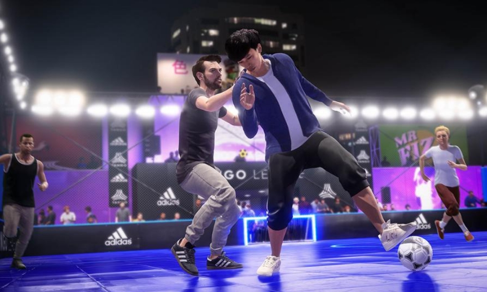 la vuelta de FIFA Street