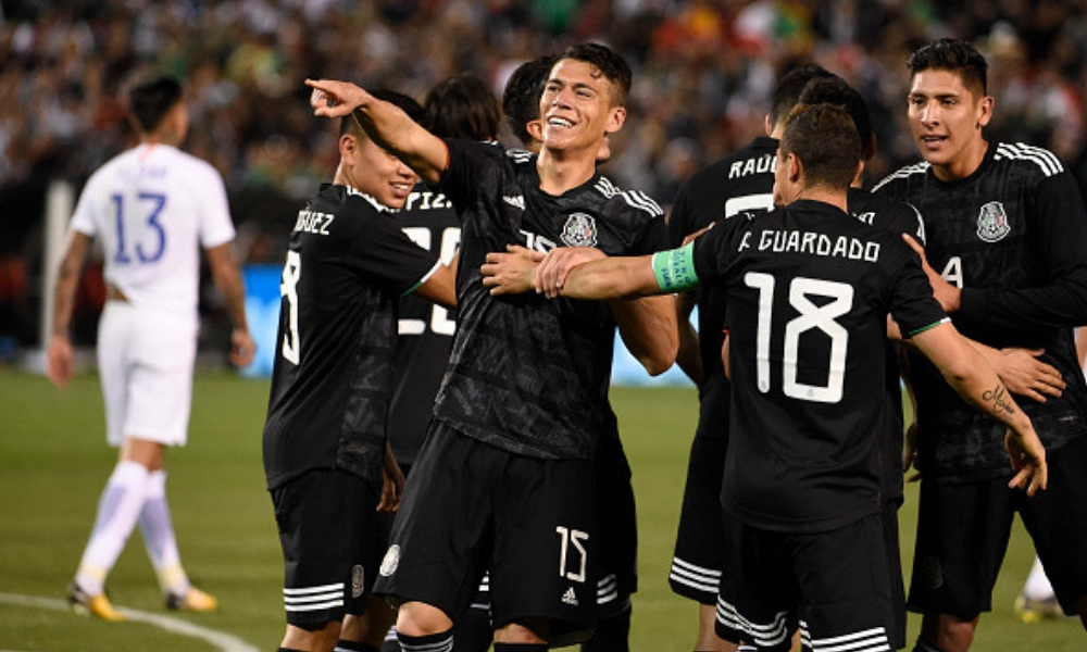 mejores partidos de la Copa Oro