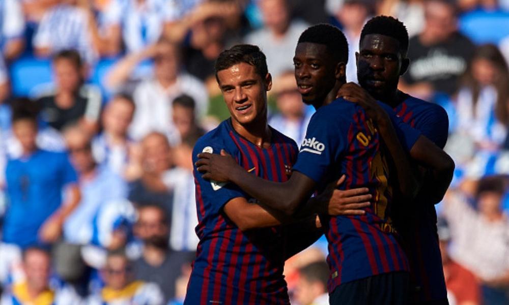 qué jugadores tiene que vender el Barcelona