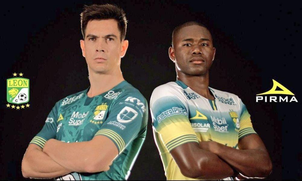 El León presenta sus nuevas playeras para el Apertura 2019