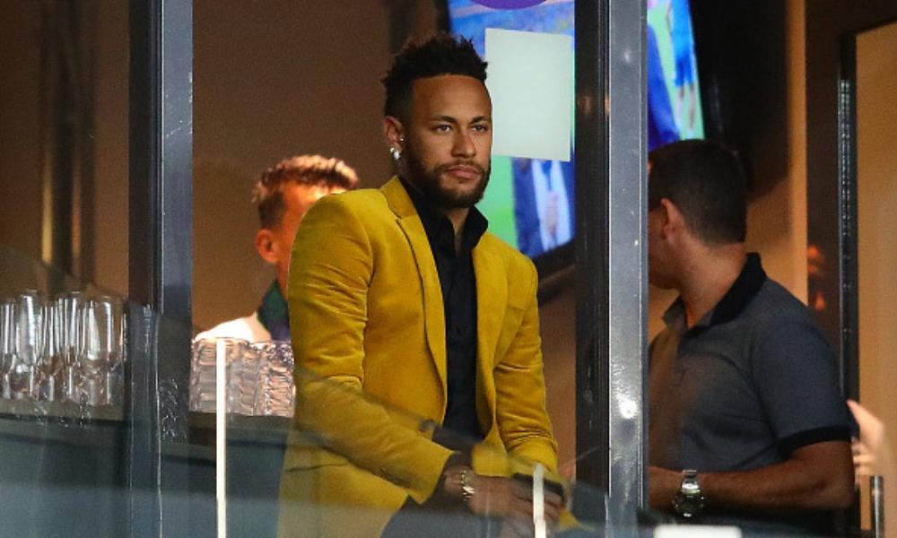Neymar está en problemas con Hacienda