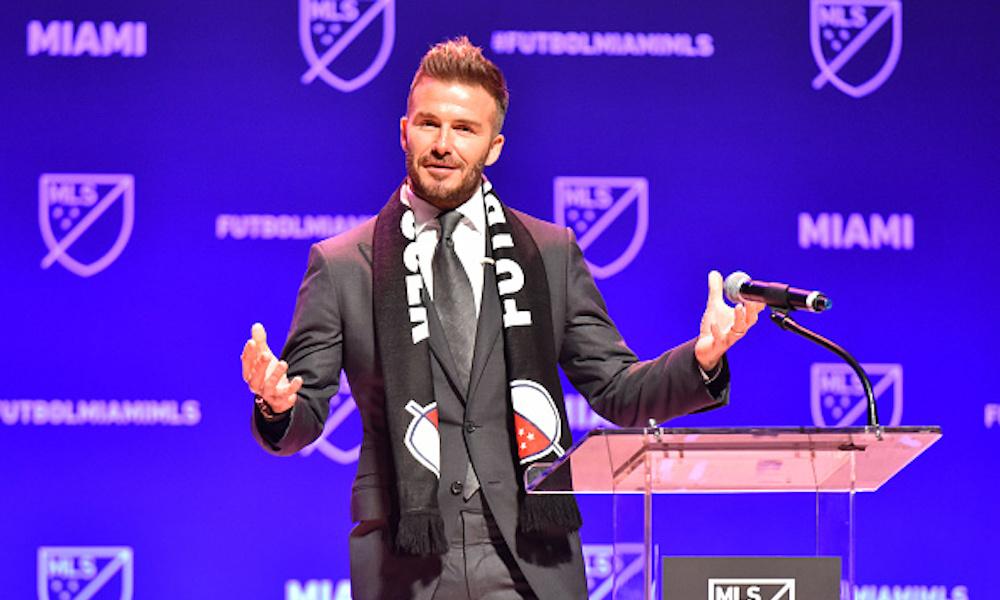 Inter Miami anuncia sus primeros fichajes