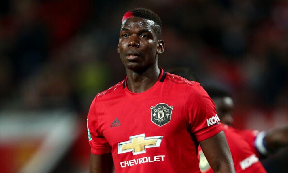 Pogba volvería a jugar con el Manchester United después de 3 meses