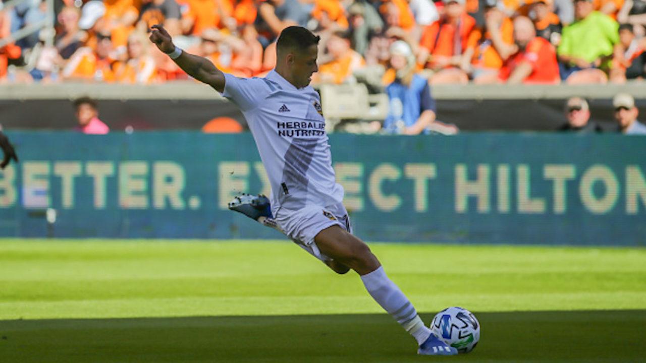 Javier 'Chicharito' Hernández debutó en el LA Galaxy con empate