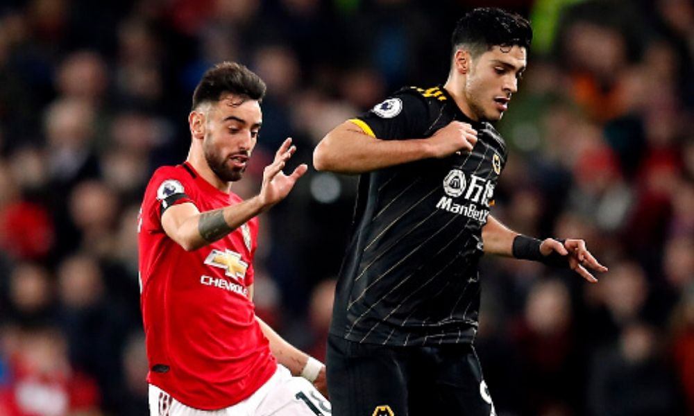 Manchester United y Wolverhampton dividieron puntos en Old Trafford