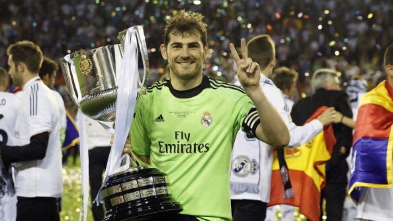 Iker Casillas manda saludo a Atlético Veracruz y desea suerte en su temporada de la LBM