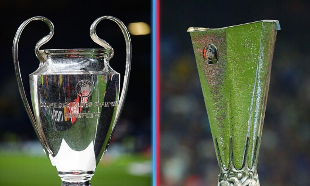 La UEFA aplazaría la Champions y Europa League