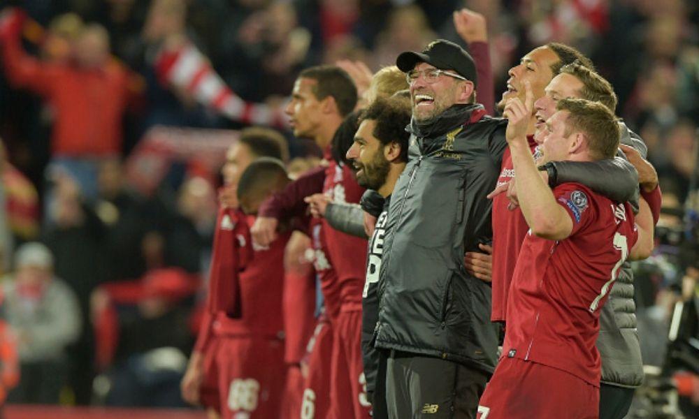 Las remontadas del Liverpool más recordadas en Champions