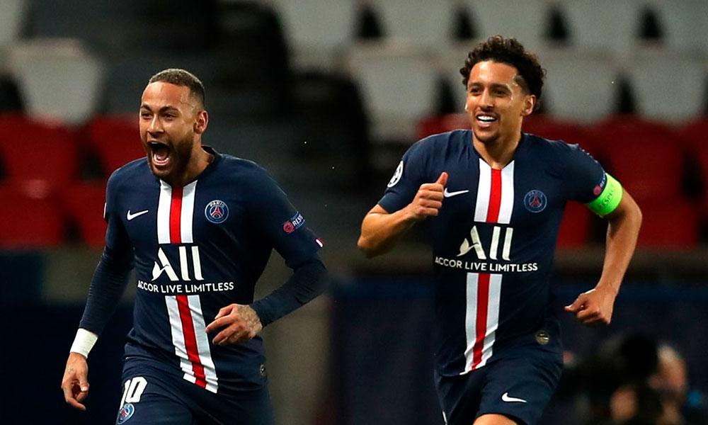 Neymar y PSG avanzan a los Cuartos de Final de la Champions