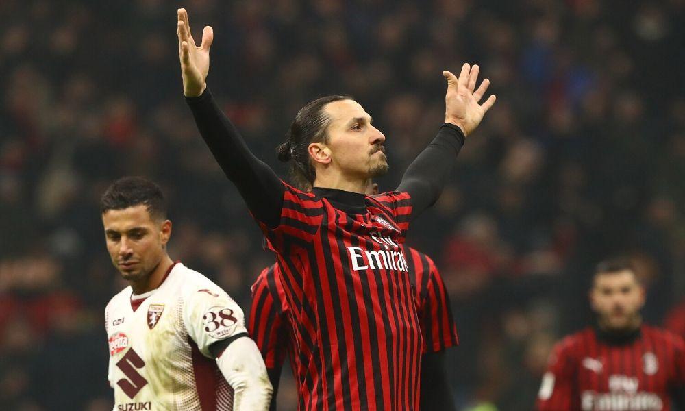 Zlatan pondría una condición para renovar con el Milán