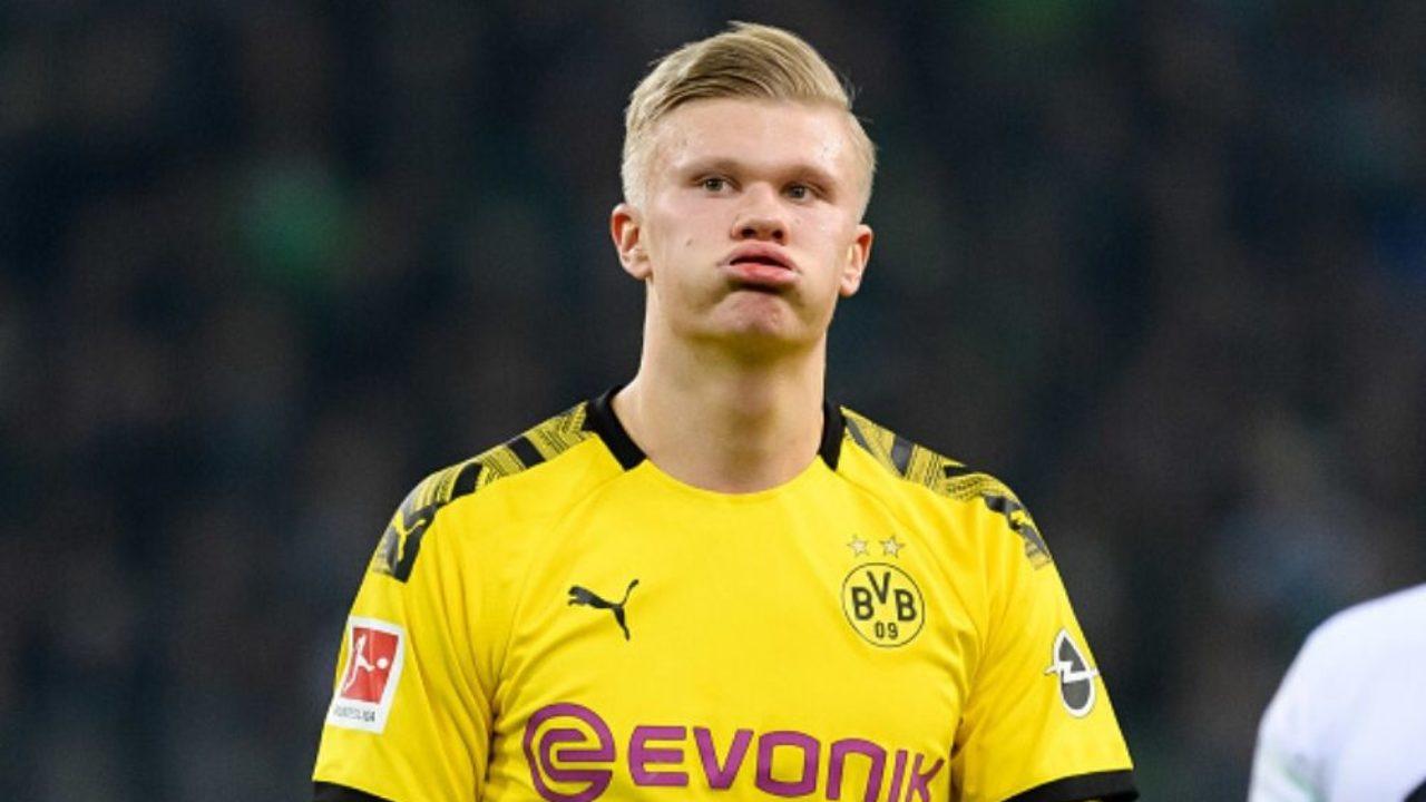 Baja por cuánto tiempo? Borussia Dortmund confirmó lesión de Haaland