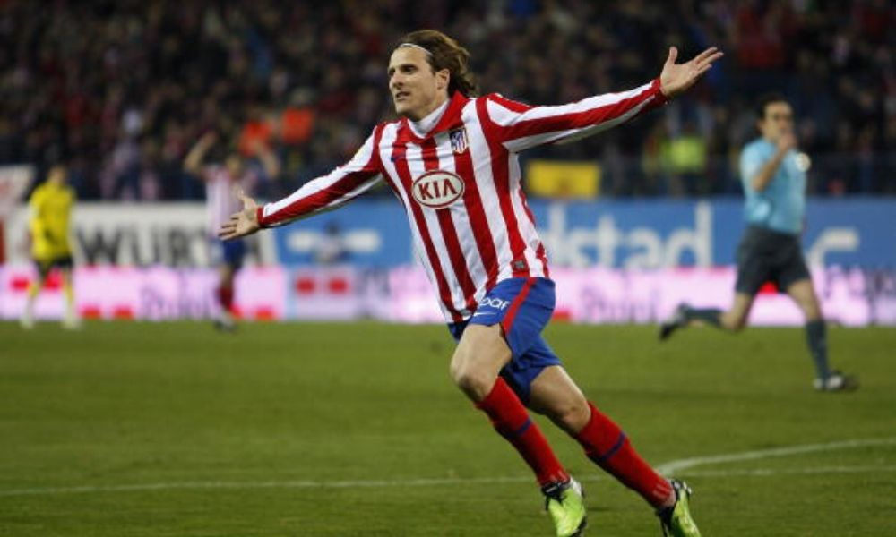 Diego Forlán, the unforgettable hero of Atlético de Madrid – World ...
