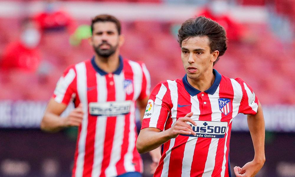 Delantero del Atlético de Madrid sería baja para el arranque de Champions