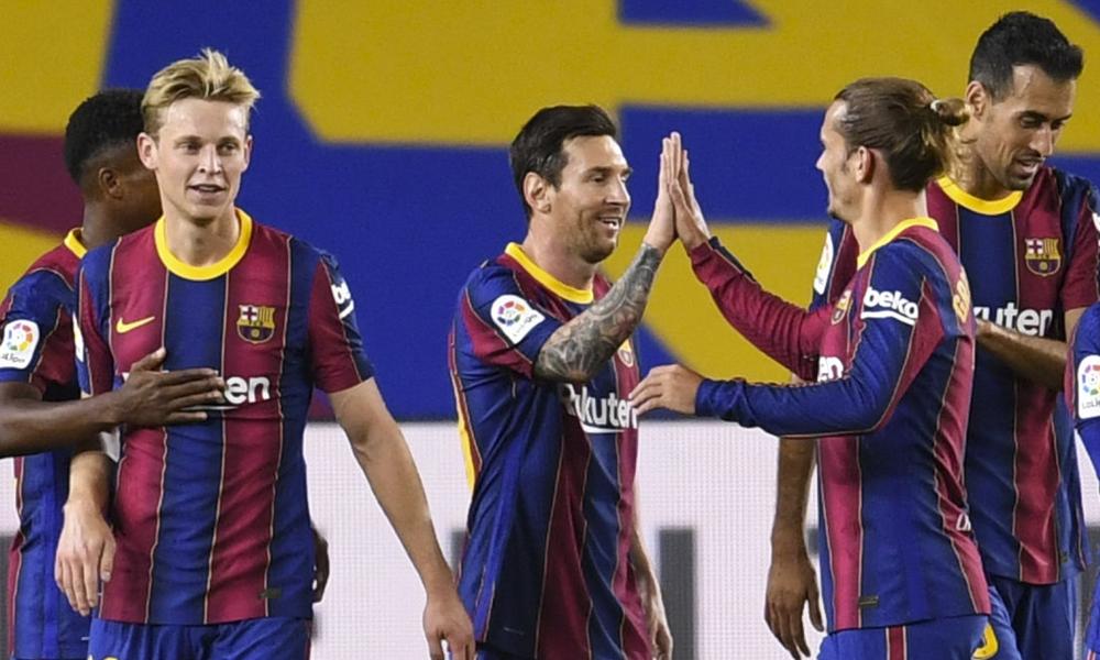 Barcelona es el mejor equipo del Siglo