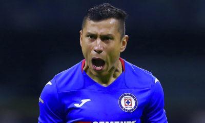 'Cata' Domínguez llegó a 552 partidos con Cruz Azul