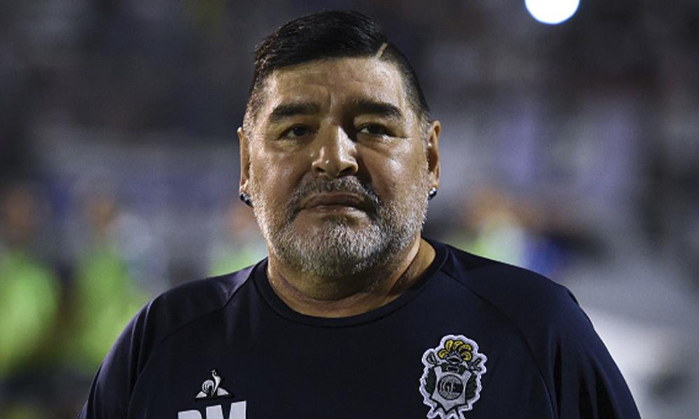 Diego Armando Maradona murió a los 60 años