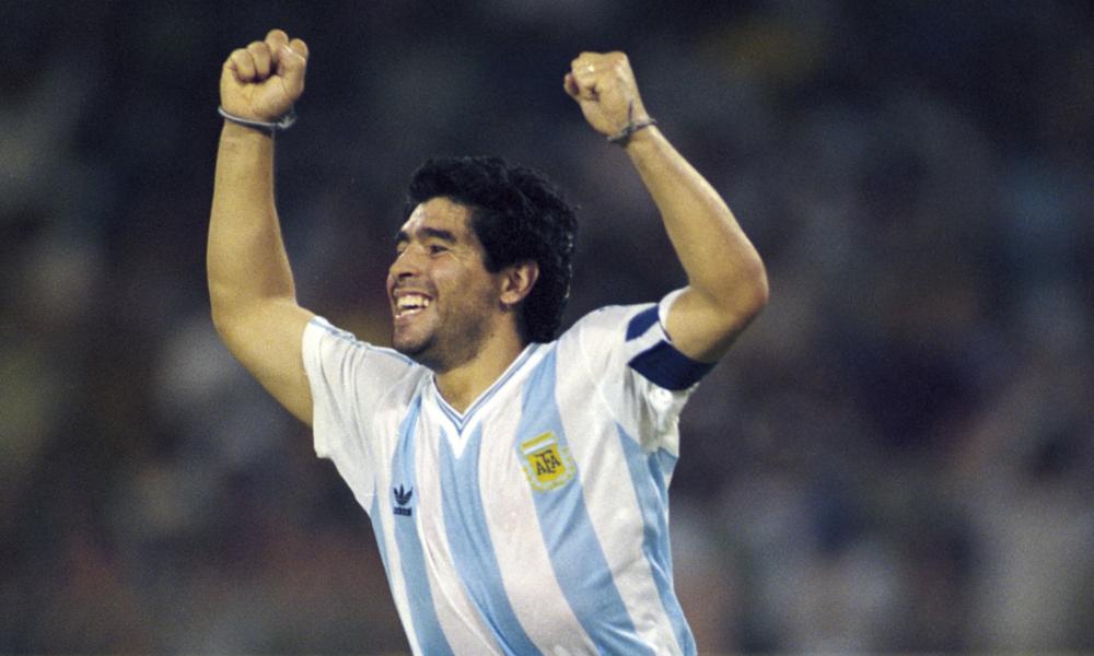 Djokovic mensaje a Diego Armando Maradona
