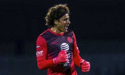 Guillermo Ochoa cumplirá 350 partidos con América