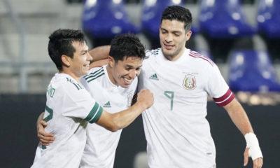 Selección Mexicana novena en el Ranking FIFA