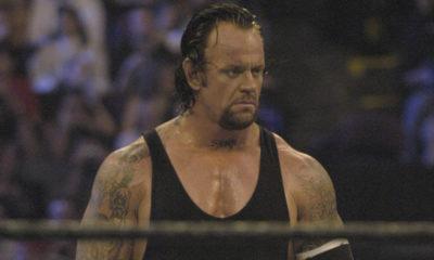 The Undertaker se retiró de la Lucha Libre