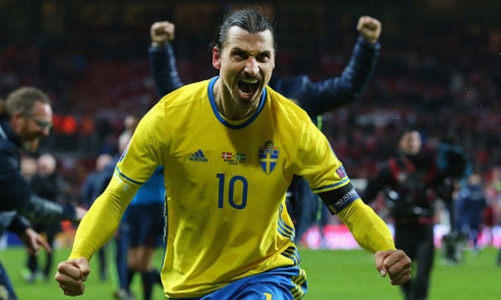 Cinco años después, Zlatan Ibrahimovic regresa a la Selección de Suecia