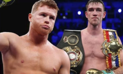 Canelo Álvarez vs Callum Smith