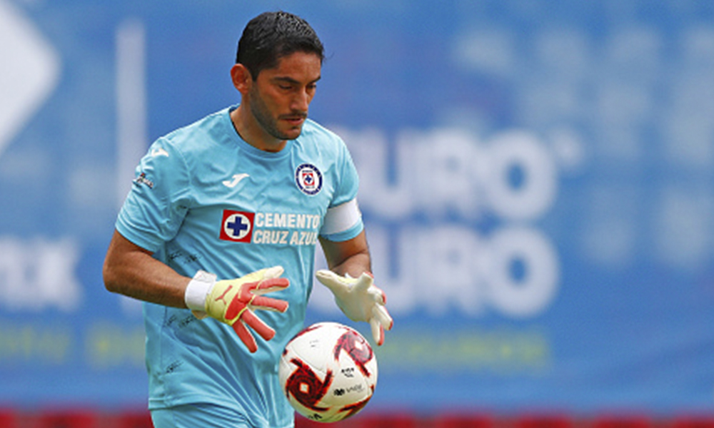 Jesús Corona Coronavirus Liga MX