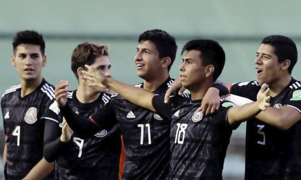 México buscará a Efraín Álvarez